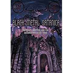 Black Metal Satanica (DVD)