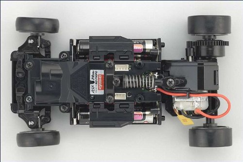 ■京商 ミニッツ MR-03W-MM マクラーレン F1 GTR #32814LA