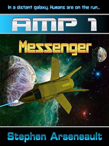 Amp Messenger by Stephen Arseneault ebook deal