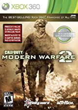 XBOX Call of Duty: Modern Warfare 2 Greatest Hits with DLC