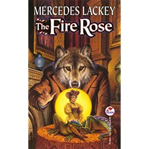 The Fire Rose (The Elemental Masters Fairy Tales)