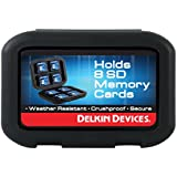 Delkin Devices DDACC-SD8 Secure Digital SD 8 Card Carrying Case