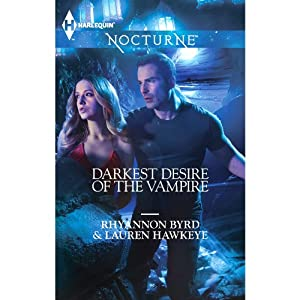 Darkest Desire of the Vampire: Wicked in Moonlight \ Vampire Island | [Rhyannon Byrd, Lauren Hawkeye]