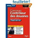 Concours Contrôleur des douanes - Tout-en-un - Catégorie B - Concours 2014 - Admis