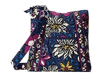 Vera Bradley Hipster Crossbody Bag (African Violet)