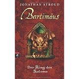 """Der Ring des Salomo. Bartim�us 04.von """"Jonathan Stroud"""""""