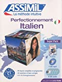 echange, troc Federico Benedetti - Perfectionnement italien : CD mp3 (4CD audio)