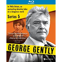 George Gently, Series 5 [Blu-ray]