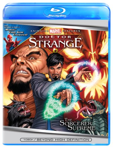 Doctor Strange: The Sorcerer Supreme [Blu-ray]