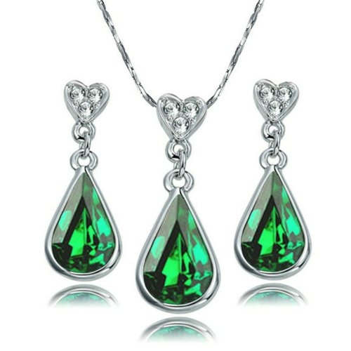 love of crystal yoursfs 18k white gold plated use