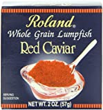 Roland Red Caviar, 2-Ounce Jars (Pack of 4)