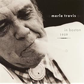 Merle Travis - In Boston, 1959
