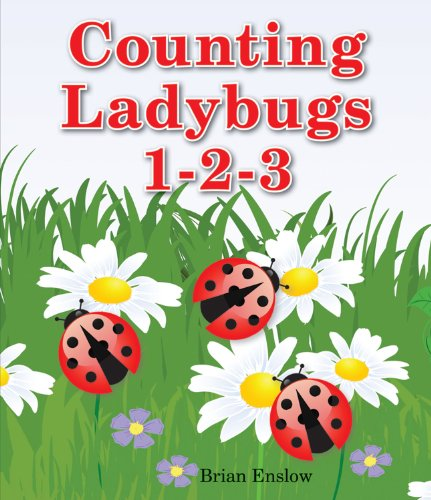 Counting Ladybugs 1-2-3 (All About Counting Bugs 1-2-3: Guided Reading Level:a)