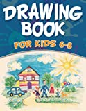 Drawing Book for Kids 6-8