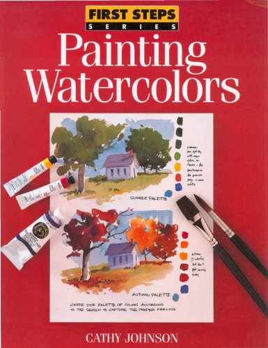 Download First Steps Painting Watercolors