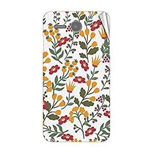 Garmor Designer Mobile Skin Sticker For Lenovo S930 - Mobile Sticker