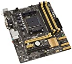 ASUS Micro ATX DDR3 2400 FM2 Motherbo...