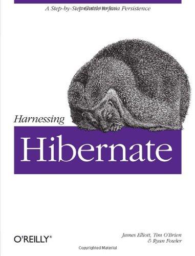 Harnessing Hibernate [Java persistence]