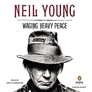 Waging Heavy Peace Audiobook