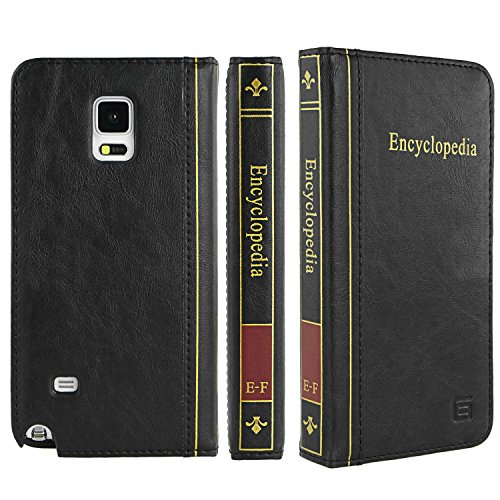 Eco-Fused Book Case for Samsung Galaxy Note 4 including ...