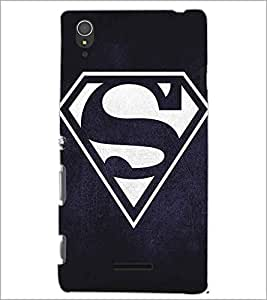 SONY XPERIA T3 SYMBOL Designer Back Cover Case By PRINTSWAG