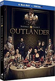 Outlander - Saison 2 - Blu-Ray + Copie Digitale