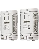Kit de 2 batteries 700mAh pour Wii Remote