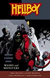 img - for Hellboy: Masks and Monsters book / textbook / text book
