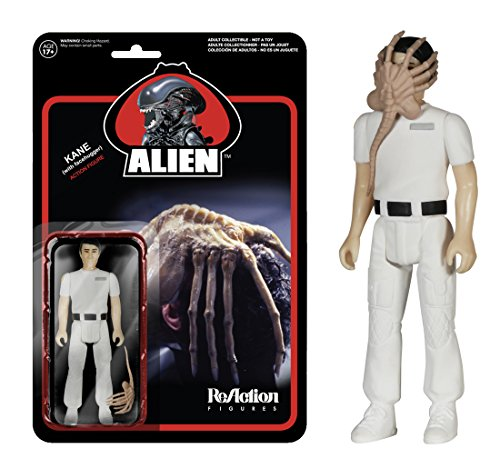 Funko Reaction: Alien Facehugger Kane Action Figure - 1