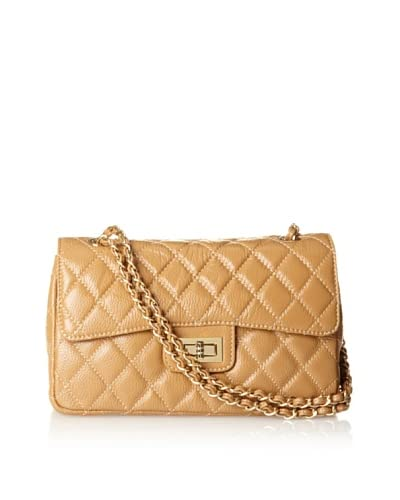 Zenith Large Quilted Shoulder Bag 111