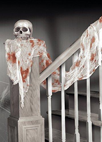 gaze-sanglant-halloween-drapage-decoration