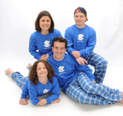 Matching Pajamas For The Family front-631751