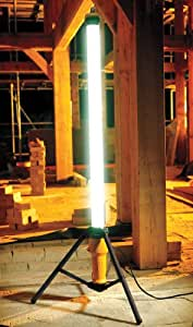 Work Light, Fluorescent, Tripod, 36W