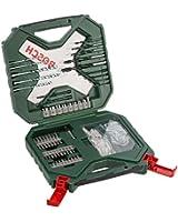 Bosch 2607010613 Coffret de mèches et forets X-Line 90 pièces