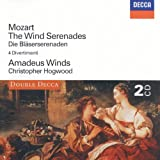 Mozart the wind serenades