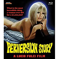 Perversion Story [Blu-ray]