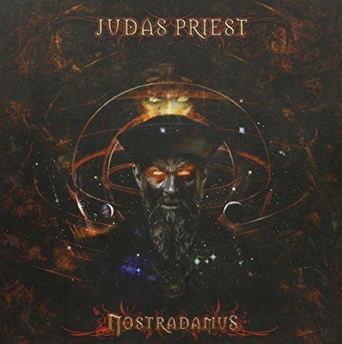 Judas Priest - Judas Priest: Nostradamus [2 CD + 3 LP + BOOK] (2CD+3LP)