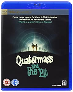 Quatermass and the Pit (Blu-ray + DVD) [1967]
