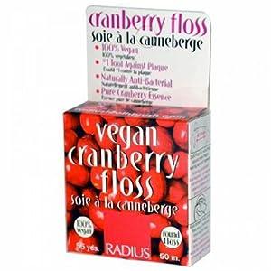 Radius Cranberry Floss (6x55 YD)