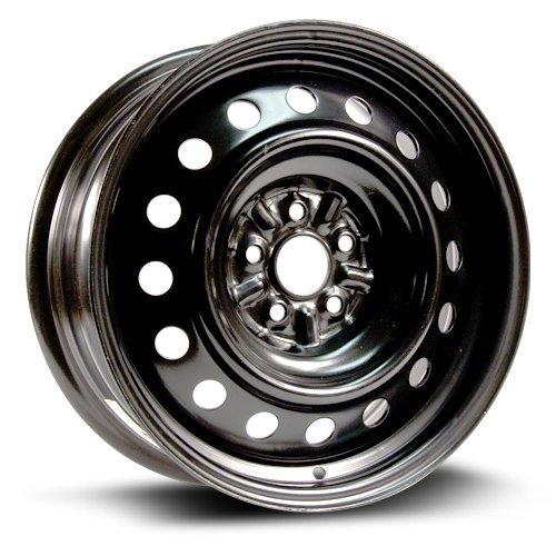 Steel Rim 16X6.5, 5X100, 54.1, +40, black finish (ALTERNATIVE APPLICATION) X40876 (Corolla 2014 Rims compare prices)
