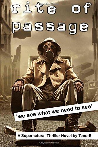 Rite Of Passage - Book cover