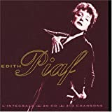 L&#39; Intgrale (Coffret 20 CD)par Edith Piaf