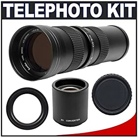 Review Of Kenko 420 800mm Super Telephoto Zoom Lens With