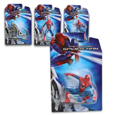 Assorted Spiderman Figurine