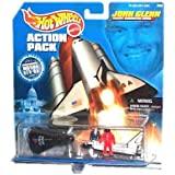 Hot Wheels John Glenn Action Pack