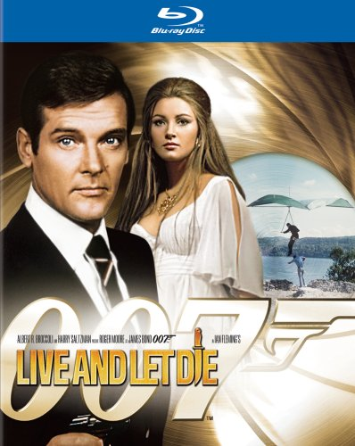 Cover art for  Live and Let Die [Blu-ray]