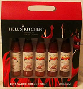 Hell S Kitchen Hot Sauce