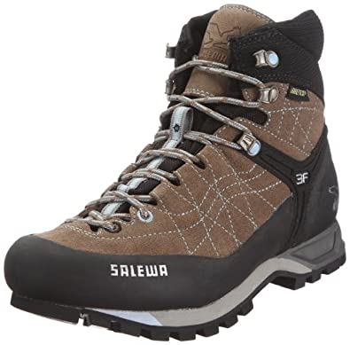 salewa women 39 s mountain trainer mid gtx hiking boot. Black Bedroom Furniture Sets. Home Design Ideas
