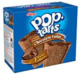 Kellogg's Pop-Tarts Frosted CHOCOLATE FUDGE 1 Box (12