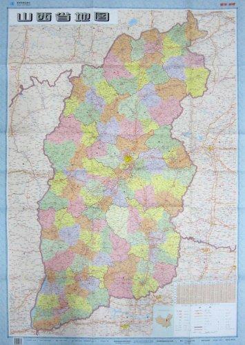 山西省地图图片图片